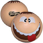 Funny Face Tongue Stress Balls